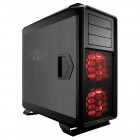 Gabinete Gamer Corsair Graphite Series 760T, Full Tower, CC-9011073-WW - Preto, Sem Fonte