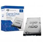 HD H�brido Seagate (HD+SSD) Game Drive STBD1000101 1 TB, 8GB SSD