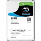 HD Interno Para Desktop Seagate Surveillance SkyHawk ST10000VX0004 10 TB, SATA 6Gb/s, 7200 RPM