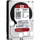 HD Interno Para Nas Western Digital Red 6 TB, 5400rpm - WD60EFRX