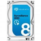 HD Interno Para Segurança e Vigilancia Seagate Surveillance ST8000VX0002 8TB SATA 6.0 Gb/s, 5900 RPM