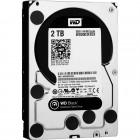 HD Interno Western Digital Para Desktop Black - 2TB, Sata III 6Gb/s, 7200 RPM, 64MB Cache WD2003FZEX