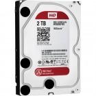 HD Interno Western Digital Para NAS Red WD20EFRX - 2TB, SATA 6.0Gb/s, Cache 64MB