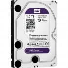 HD Interno Western Digital Purple 1 TB, 7200rpm, Para Seguranca / Vigilancia / DVR - WD10PURX