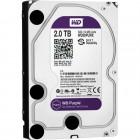 HD Interno Western Digital Purple 2 TB, 7200rpm, Para Seguranca / Vigilancia / DVR - WD20PURX