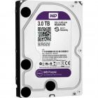 HD Interno Western Digital Purple 3 TB, 7200rpm, Para Seguranca / Vigilancia / DVR - WDl30PURX
