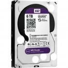 HD Interno Western Digital Purple 6 TB, 7200rpm, Para Seguranca / Vigilancia / DVR - WD60PURX