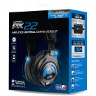 Headset com Fio Ear Force PX22 - Para PS3/XBOX360/PC