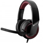 Headset Gamer Corsair Raptor HS30 Preto/Vermelho - Analógico