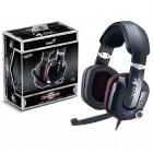 Headset GX Gaming Genius Cavimanus HS-G700V Para PC Com Função Vibração e 7.1 Canais