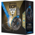 Headset Turtle Beach Recon 60P: Preto e Azul - Para PS4/PS3/PC/Mac