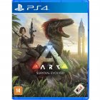 Jogo Ark Survival Evolved - PS4