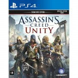 Jogo Assassin's Creed Unity: Signature Edition - PS4