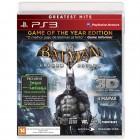 Jogo Batman - Arkham Asylum - PS3