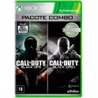 Jogo Call of Duty Black OPS I e II - Xbox 360