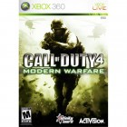 Jogo Call Of Duty Modern Warfare 4 - Xbox 360