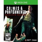 Jogo Crimes And Punishment - Sherlock Holmes - Xbox One