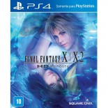 Jogo Final Fantasy X/X-2 HD - PS4
