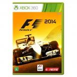 Jogo Formula 1 2014 - XBox 360