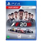 Jogo Formula 1 2016 - PS4