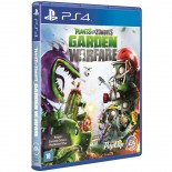 Jogo Game Plants Vs Zombies: Garden Warfare - PS4