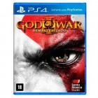 Jogo God Of War 3 Remastered - PS4