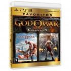 Jogo God Of War: Collection - PS3