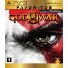 Jogo God of War III Favoritos - PS3