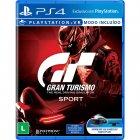 Jogo Gran Turismo Sport - PS4