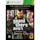 Jogo Grand Theft Auto IV: Complete Edition -  Xbox 360