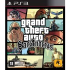 Jogo Grand Theft Auto: San Andreas - PS3