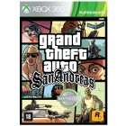 Jogo Grand Theft Auto: GTA San Andreas  - Xbox 360