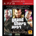 Jogo GTA Grand Theft Auto - Episodes From Liberty City - PS3