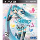 Jogo Hatsune Miku Project Diva F 2nd- PS3