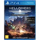 Jogo Helldivers: Edi��o Final do Super Earth - PS4