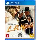 Jogo L.A Noire -  PS4