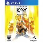 Jogo Legend Of Kay: Anniversary- PS4