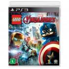 Jogo Lego Marvel Avengers - PS3