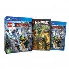 Jogo Lego Ninjago o Filme Video game: Edição Limitada - PS4