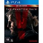 Jogo Metal Gear Solid V: The Phantom Pain - PS4