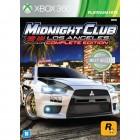 Jogo Midnight Club LA: Complete Edition - Xbox 360