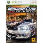 Jogo Midnight Club: Los Angeles - Xbox 360