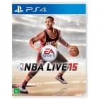 Jogo NBA Live 15 PS4 - Eletronic Arts