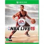 Jogo NBA Live 15 Xbox One - Eletronic Arts