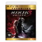 Jogo Ninja Gaiden 3 Favoritos - PS3