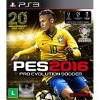 Jogo PES 2016 Pro Evolution Soccer para PS3 - Konami