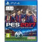 Jogo PES 2017 Pro Evolution Soccer - PS4