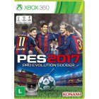 Jogo PES 2017 Pro Evolution Soccer - Xbox 360