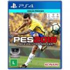 Jogo PES 2018 Pro Evolution Soccer - PS4