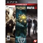 Jogo 2K Power Pack Collection - PS3